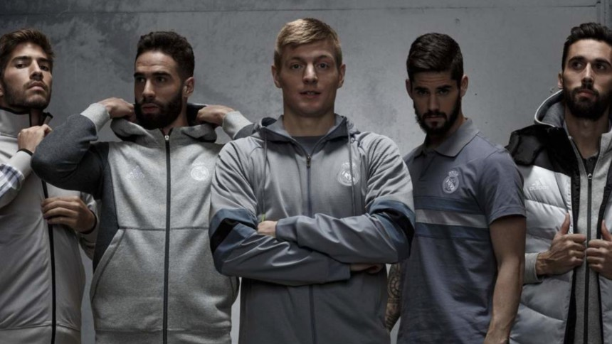 REAL MADRID FW16