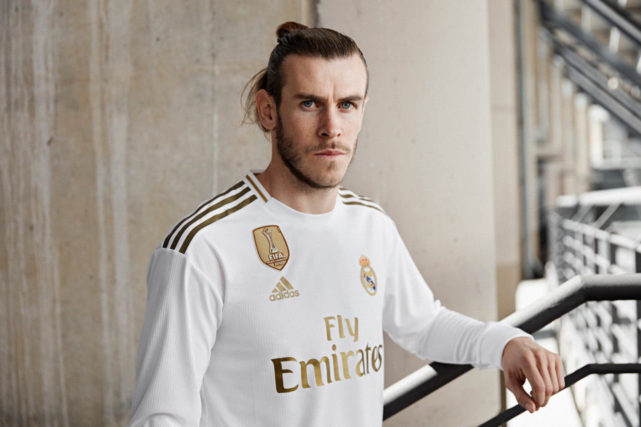 REAL MADRID HOME TEAM KIT